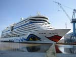 cruise ship AIDA bella