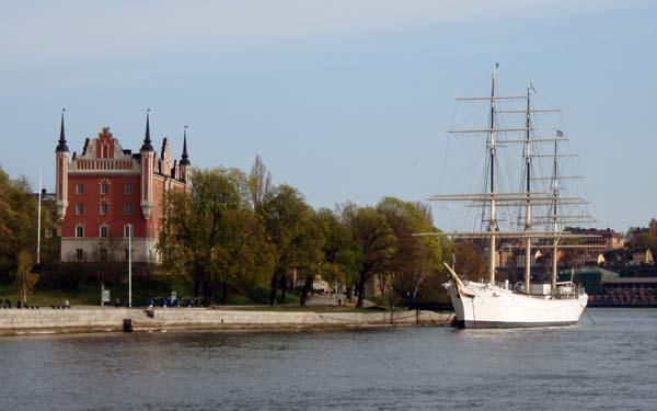 af Chapman | Swedish Tourist Association