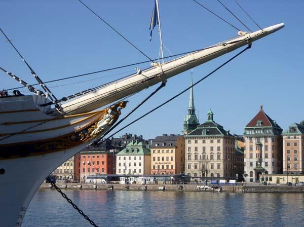 af Chapman   Swedish Tourist Association