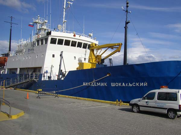 Akademik Shokalskiy   Aurora Expeditions