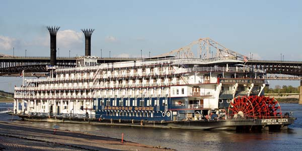 American Queen | The Great American Steamboat Company