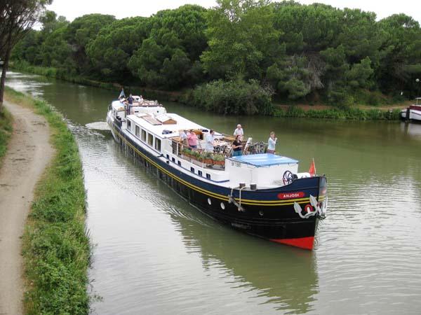 Anjodi | European Waterways