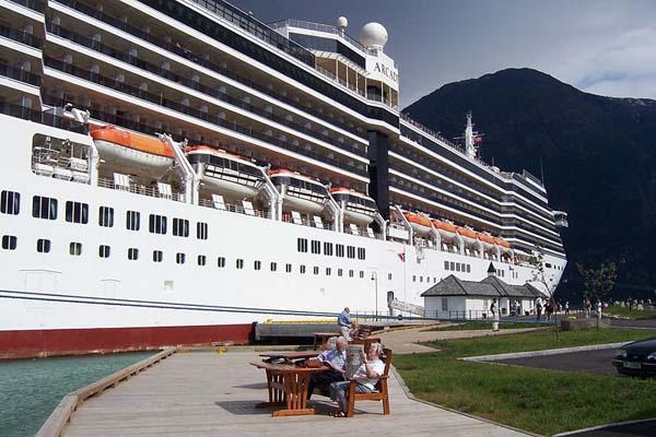 Arcadia | P&O Cruises