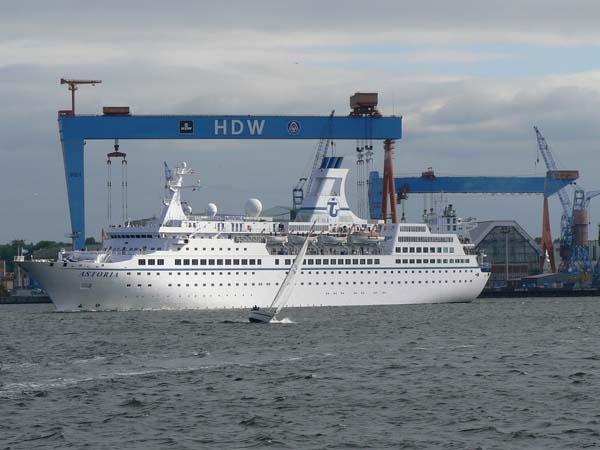 Saga Pearl II | Saga Cruises
