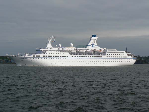 Saga Pearl II   Saga Cruises