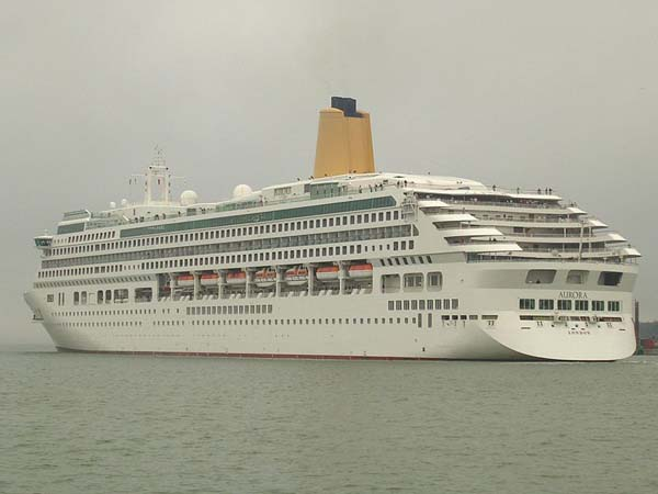 Aurora | P&O Cruises
