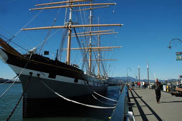 Balclutha | San Francisco Maritime Museum