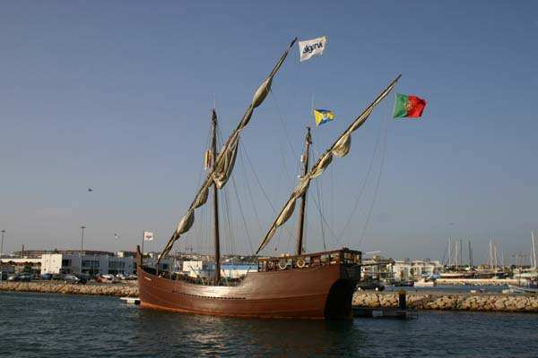 Caravel Boa Esperanca | Regional de Turismo do Algarve