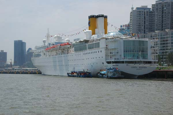 Costa Allegra | Costa Cruises