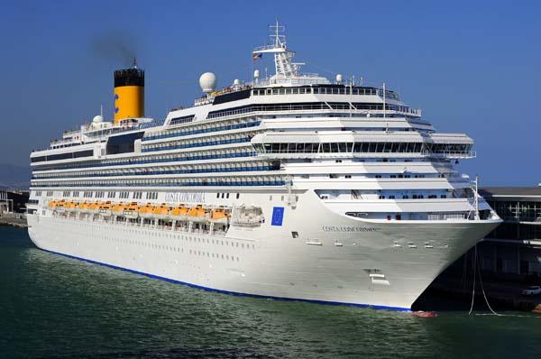 Costa Concordia | Costa Cruises