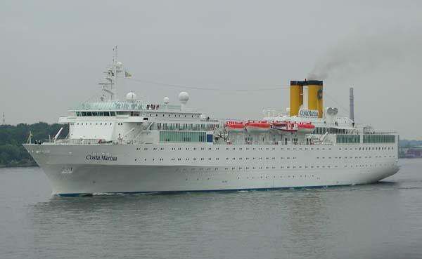 Costa Marina | Costa Cruises