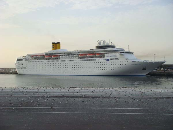 Costa Romantica | Costa Cruises