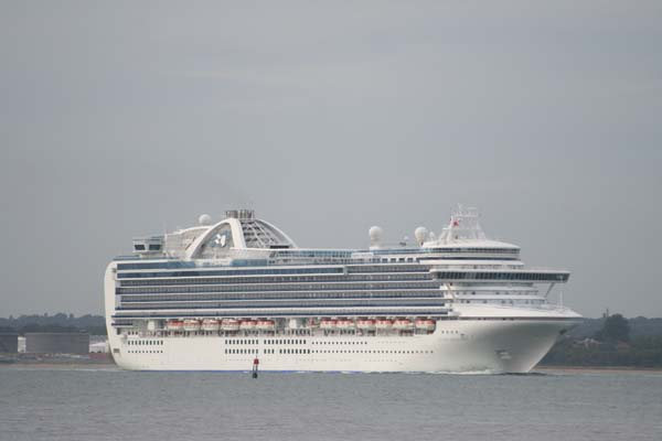 Crown Princess | Princess Cruises