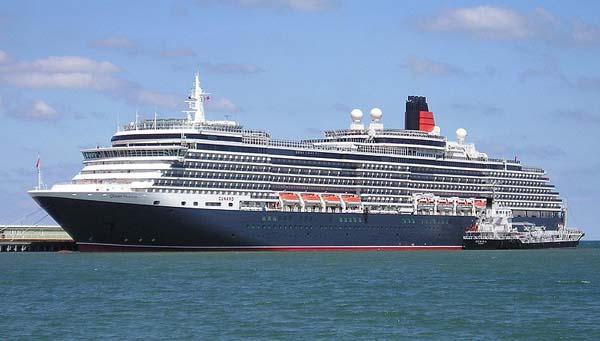Queen Victoria | Cunard Line