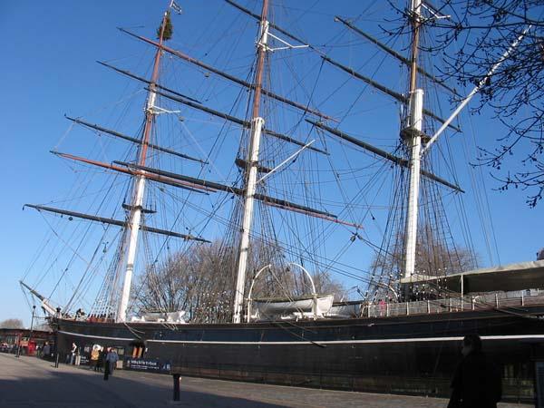 Cutty Sark | National Maritime Museum