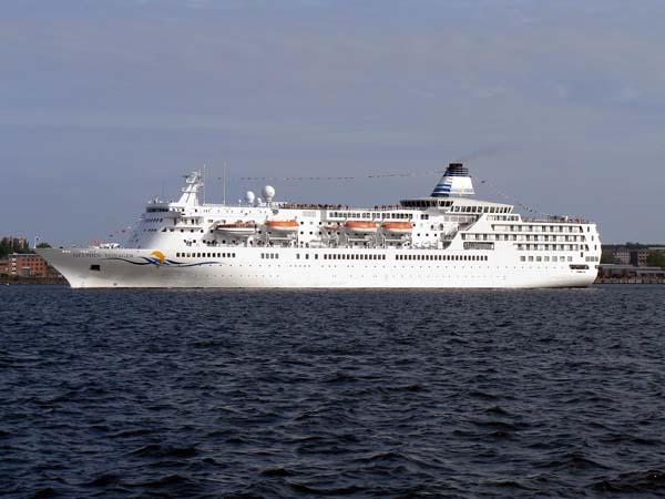 Delphin Voyager | Delphin Seereisen/Hansa Touristik