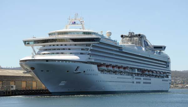 Diamond Princess | Princess Cruises