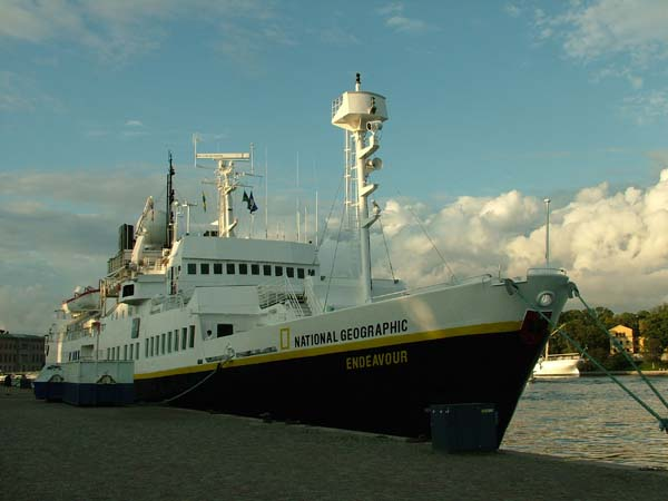 National Geographic Endeavour | Lindblad Expeditions