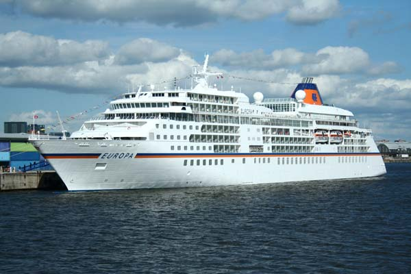 Europa | Hapag-Lloyd Cruises