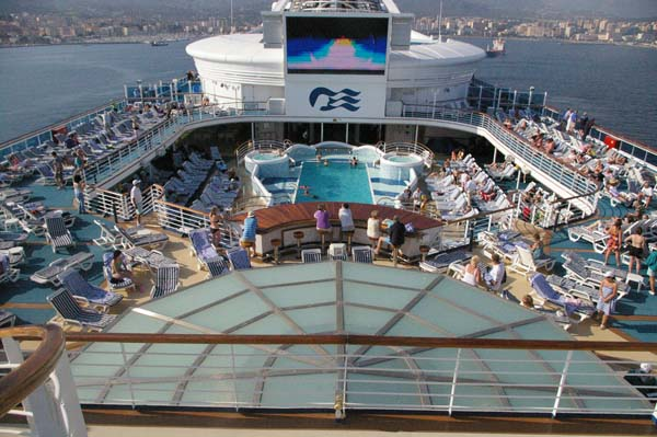 Grand Princess | Princess Cruises