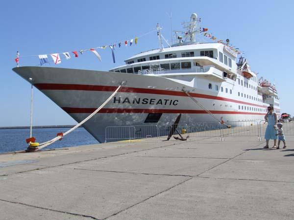 Hanseatic | Hapag-Lloyd Cruises