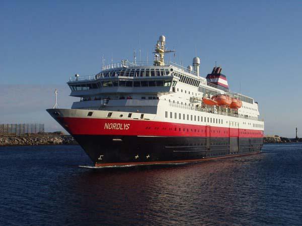 Nordlys | Hurtigruten