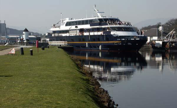 Lord of the Glens   Magna Carta Steamship Company Ltd