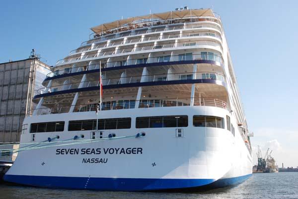 Seven Seas Voyager | Regent Seven Seas Cruises
