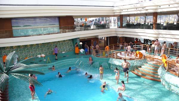 MSC Fantasia | MSC Italian Cruises