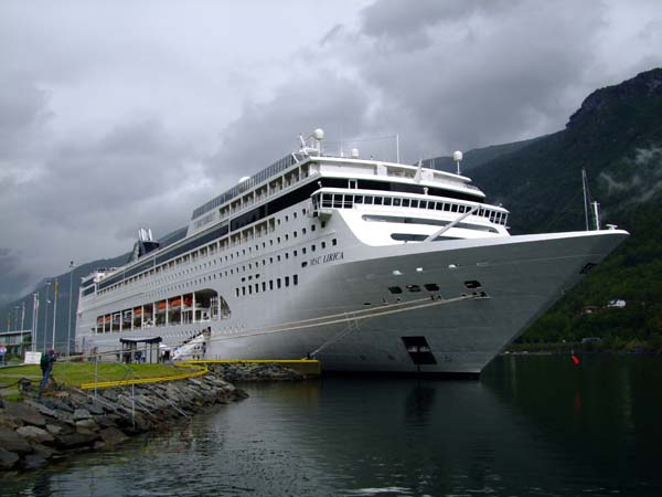 MSC Lirica | MSC Italian Cruises