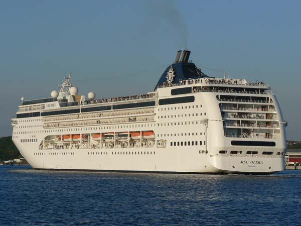 MSC Opera   MSC Italian Cruises