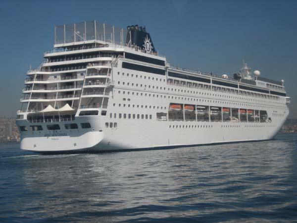 MSC Sinfonia | MSC Italian Cruises