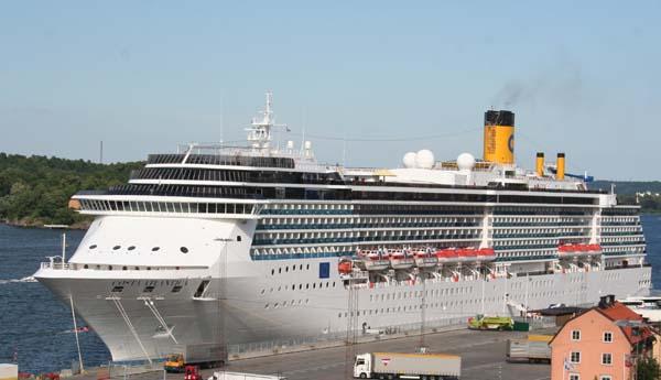Costa Atlantica | Costa Cruises