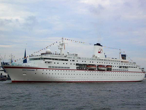 Deutschland | Peter Deilmann Cruises