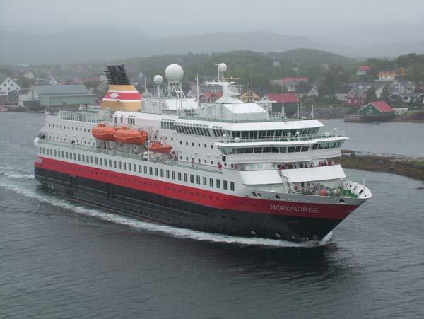 Nordnorge | Hurtigruten