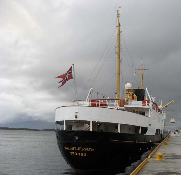 Nordstjernen   Hurtigruten
