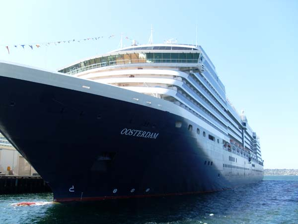 Oosterdam | Holland America Line