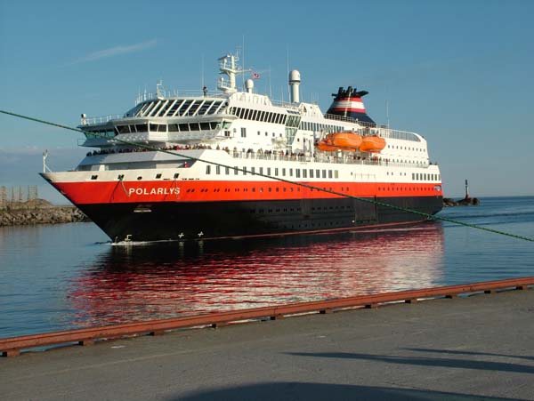 Polarlys   Hurtigruten