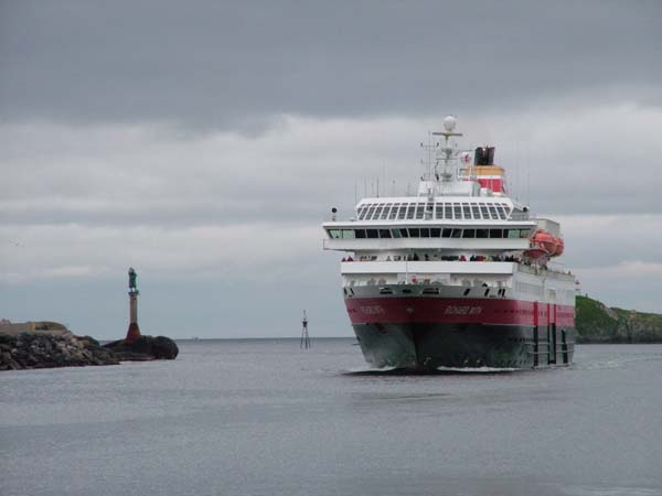 Richard With | Hurtigruten