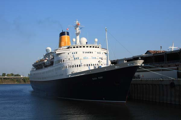 Saga Ruby | Saga Cruises