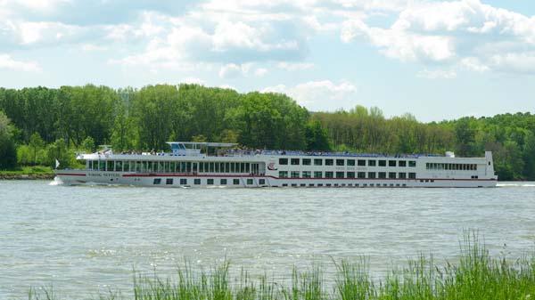 Viking Neptune   Viking River Cruises