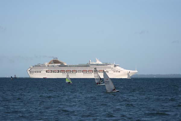 Oceana | P&O Cruises