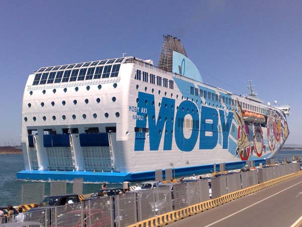 Moby Aki | Moby Lines