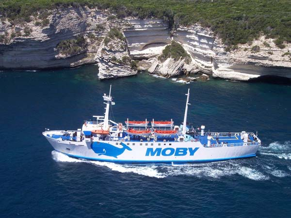 Moby Bastia | Moby Lines