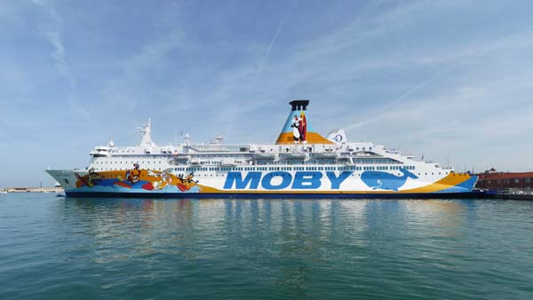 Moby Drea   Moby Lines