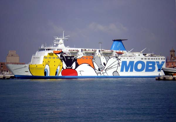 Moby Vincent | Moby Lines