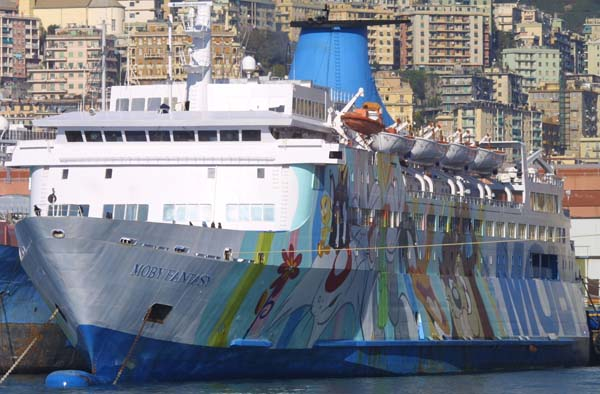 Moby Fantasy | Moby Lines