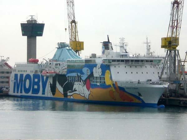 Moby Tommy | Moby Lines