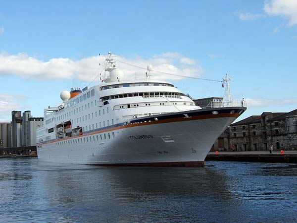 Columbus | Hapag-Lloyd Cruises