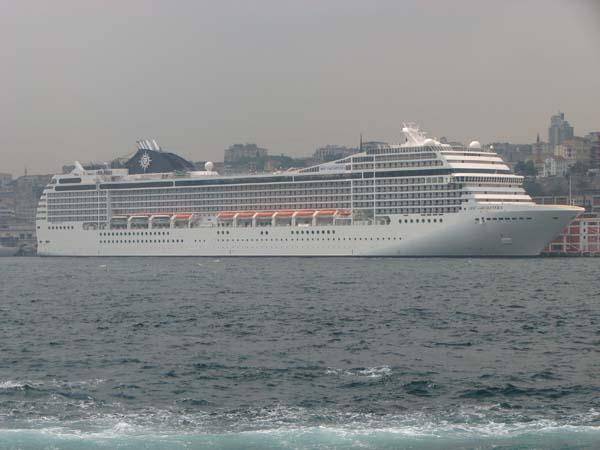 MSC Orchestra | MSC Italian Cruises